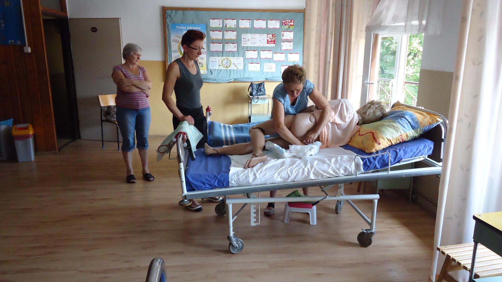 Pomoc Dla Osób Niepełnosprawnych Długotrwale Chorych Mops